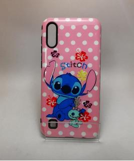 Funda Protector Diseño Stitch Galaxy M10 / A10