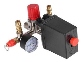 Presostato Regulador Valvula Interruptor Compresor Universal