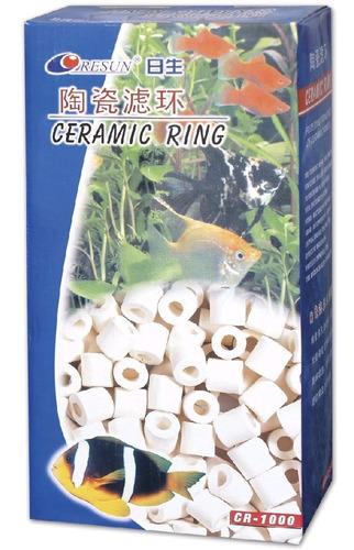 Imagen 1 de 9 de Canutillos Ceramica Acuario Plantas Pez Material Filtro 1 Kg
