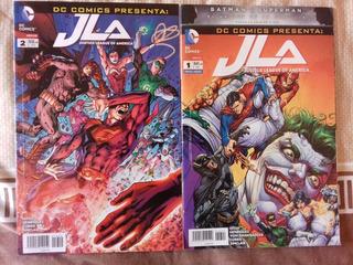 Justice League Of America # 1 Y 2
