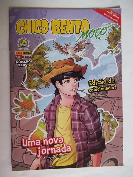 Chico Bento Moço Nº 0 ( Zero ) - Edição De Colecionador!