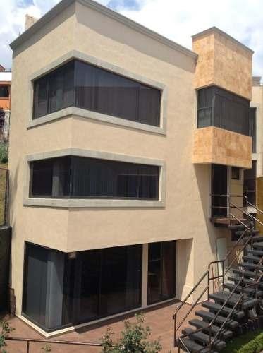 Casa En Venta Colinas Del Bosque Tlalpan (sm)