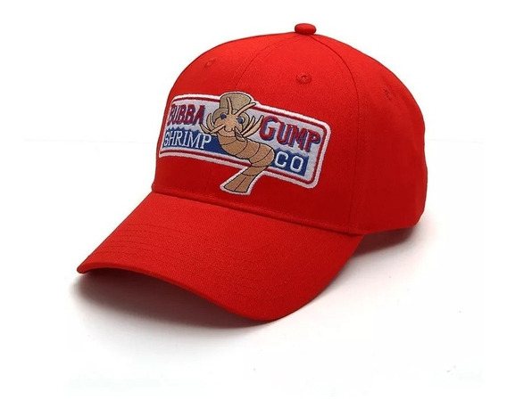 Gorra - Cap Bubba Gump - Shrimp Co. Forrest Gump