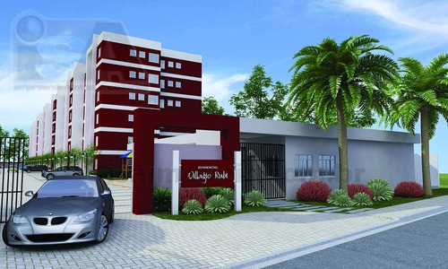 Apartamento Em Parque Santa Rosa  -  Suzano - 2628
