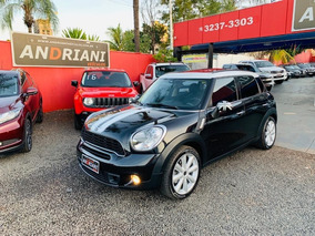 Mini Cooper Countryman S 1.6 Preto 2014