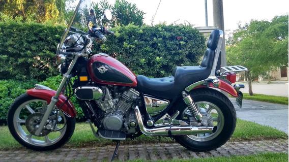 Vendida - Kawasaki 750