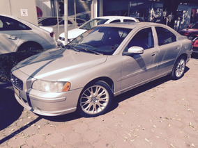 Volvo S60 2.4 T5 Inspirion Geartronic Qc At