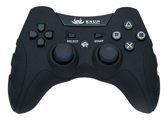Controle joystick Knup KP-4032 preto