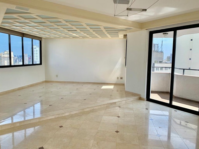 Apartamento Em Jardim Paulista, São Paulo/sp De 254m² 4 Quartos À Venda Por R$ 3.450.000,00 Ou Para Locação R$ 11.350,00/mes - Ap218054lr