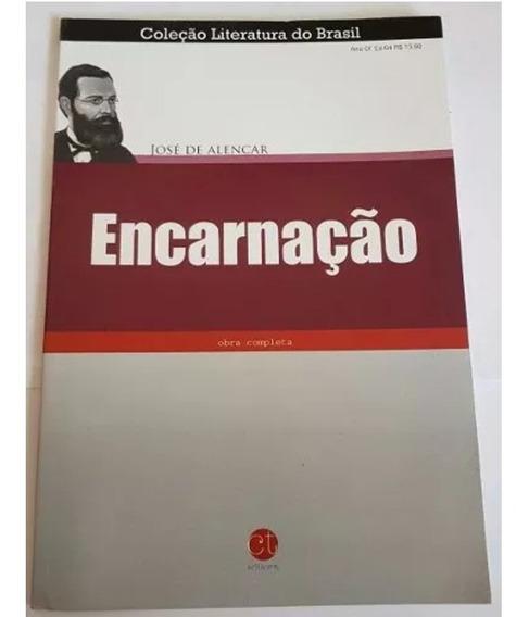 Livro Encarnação - Jose Alencar # Produto Original