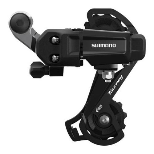 Imagen 1 de 1 de Cambio Trasero P/ Bicicleta Shimano Tourney Ty200 Gs 6/7 Vel