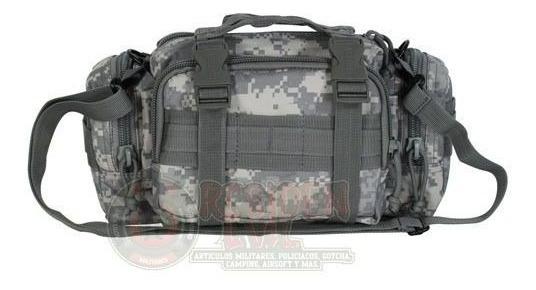 Mochila Riñonera Militar Voodoo Tactical Gotcha Airsoft