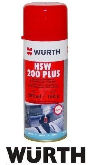 Higienizador Ar Condicionado Automotivo Lavanda Wurth Hsw200