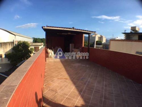 Casa De Rua À Venda, 3 Quartos, 1 Suíte, 2 Vagas, São Cristóvão - Rio De Janeiro/rj - 11249