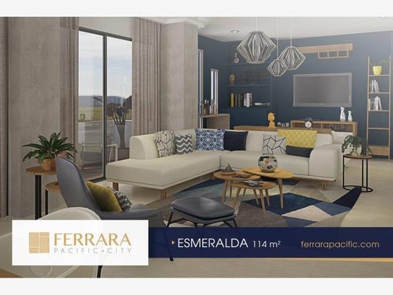 Departamento En Venta En Prototipo Esmeralda Ferrara Sabalo Country Mazatlan