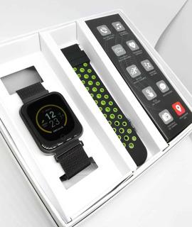 Relogio Smartwatch Seculus Preto 79006mpsvpe2 - Nfe/original
