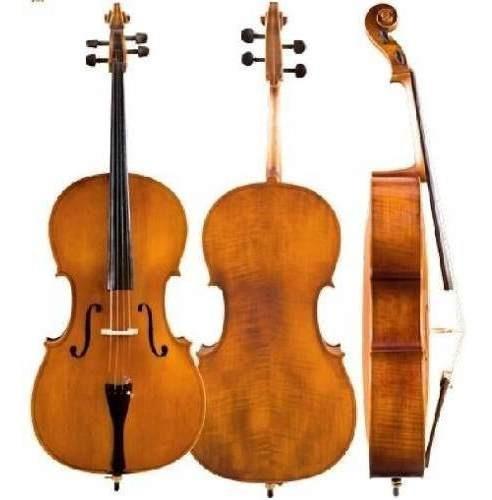 Violonchelo Cello Evolution 1/2 Arco + Funda Parquer Cuota