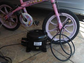 Bomba Bicicleta Ou Carro Potente