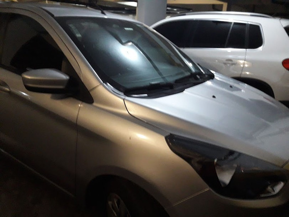 Ford Ka 1.5 Sel Flex 4p