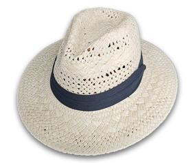 Sombrero Unisex Tipo Panama Suave Hombre Mujer Dama