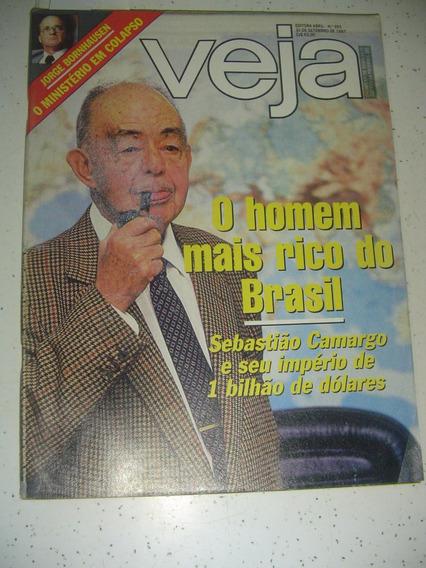Revista Veja 995 Gloria Pire Jobim Mariani Telê Rosacruz1987