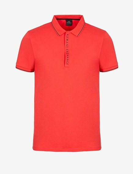 Armani Polo Roja Original