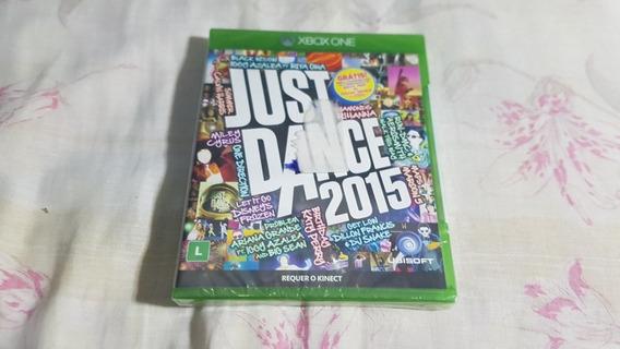 Just Dance 2015 Xbox One Lacrado Jogo Fisico