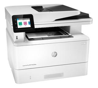 Impresora Hp Laser M428fdw Multifuncional Duplex - Blanco