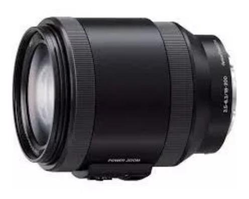 E-mount Lente Sony Sel 18-200mm F/3.5-6.3
