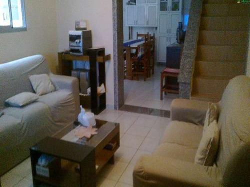 Imagem 1 de 7 de Venda Sobrado 3 Dormitórios Parque Continental Ii Guarulhos R$ 470.000,00 - 24306v