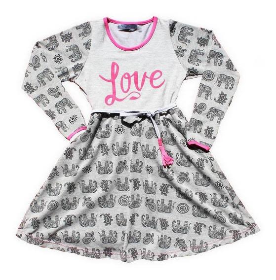 Vestido Nena, Nina, Love