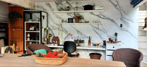Casa À Venda, 178 M² Por R$ 550.000,00 - Jardim Acapulco - Londrina/pr - Ca1908