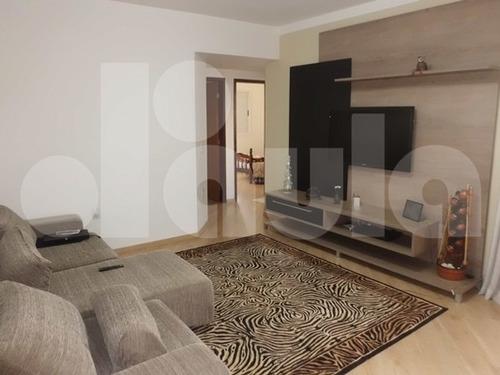Imagem 1 de 14 de Locação Apartamento Santo Andre Vila Valparaiso Ref: 3953 - 1033-3953