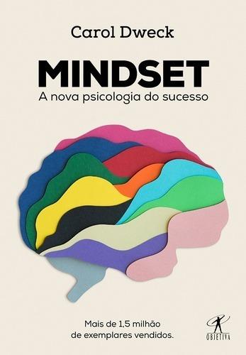 Livro Mindset - A Nova Psicologia Do Sucesso - Carol Dweck