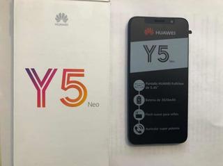Celular Huawei Y5 Nuevo, 16 Gb Y 1 Gb En Ram.