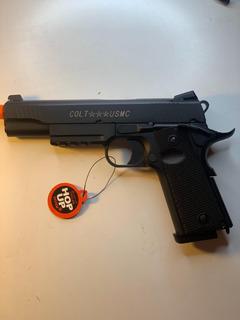 Pistola Balines Kwc 1911 Colt Metalica Caza Outdoor