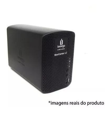 Unidade De Backup Via Rede Iomega Storcenter 2tb Ix2-200