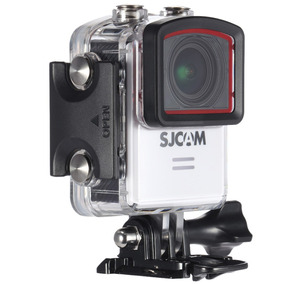 Camera Sjcam M20 Wifi 4k Filmadora 16mp Mergulho Moto Surf