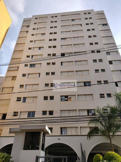 Kitnet Com 1 Dormitório Para Alugar, 44 M² Por R$ 750/mês - Centro - Próx Senac - Campinas/sp - Kn0115