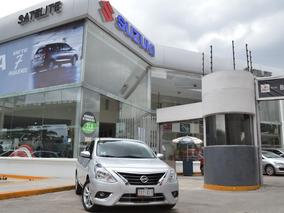 Nissan Versa Advance Ta 2017