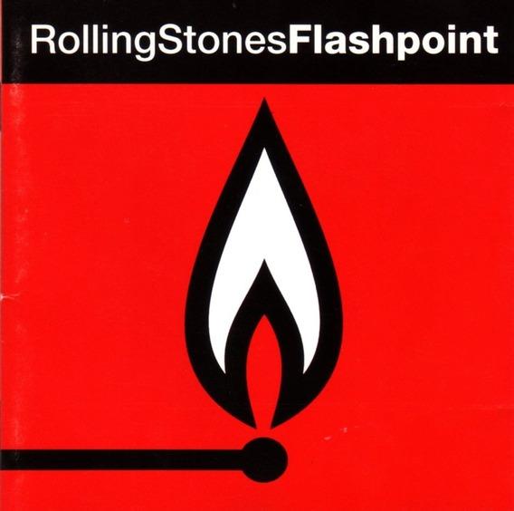 The Rolling Stones - Flashpoint / Cd Muy Buen Estado