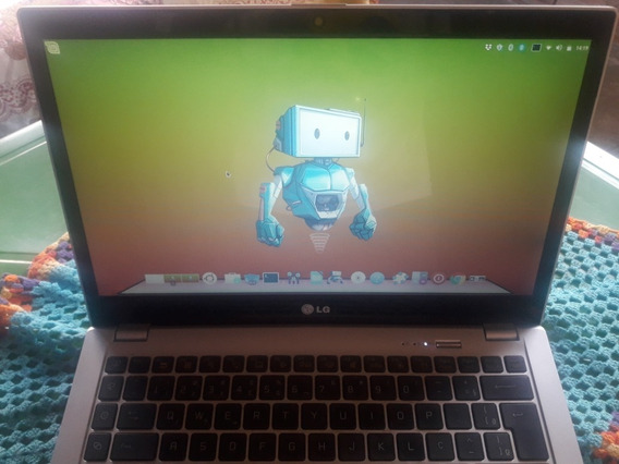 Notebook Lg U460 Corei5 Com Um Hd Ssd Msata 250gb