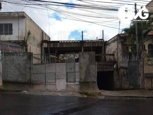 Terreno À Venda, 300 M² Por R$ 1.800.000,00 - Jardim Santa Mena - Guarulhos/sp - Te0246