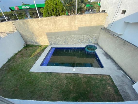 Casa Con Alberca En Jiutepec
