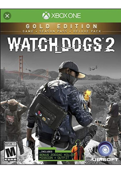Watch Dogs 2 Mídia Digital Online E Offline!