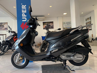 Suzuki Burgman 125 I 2016
