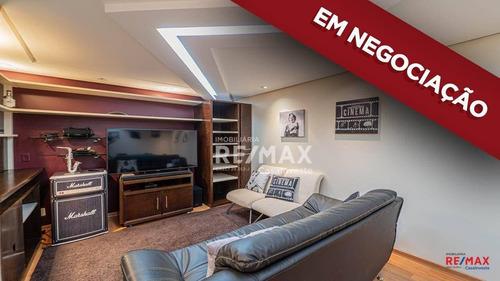 Casa Com 3 Quartos À Venda, 205 M² Por R$ 760.000 - Granja Viana - Cotia/sp - Ca0686