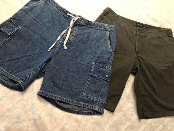Lore 2 Shorts Mujer Muy Buenos Gap Y Portsaid M