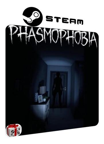 Imagen 1 de 5 de Phasmophobia - Steam - Pc - Original - Digital!!