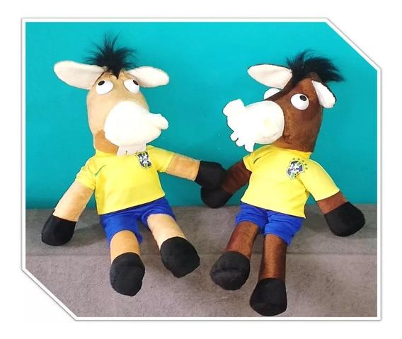 Cavalinho Seleção Do Brasil Exclusivo Copa Do Mundo 2018